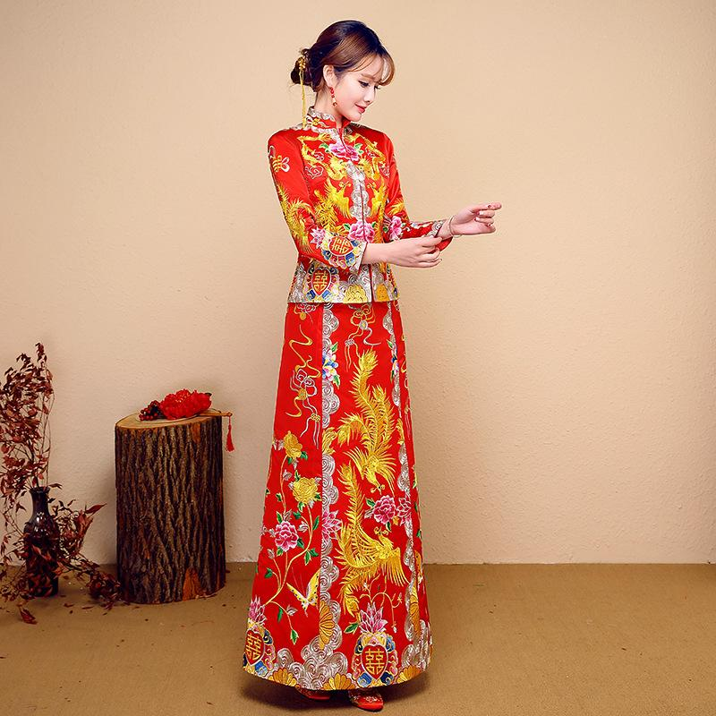 Wedding Gown Malaysia: Chinese Tradition: What You Should Know About Qun Kwa Malaysia